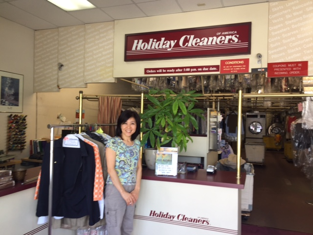 Holiday Cleaners 8-13-17